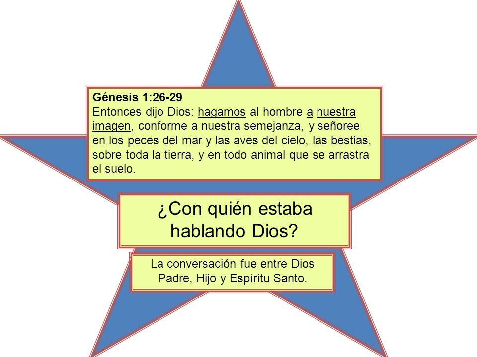 Génesis 1:26-29 Entonces dijo Dios: hagamos al hombre a nuestra imagen, conforme a nuestra semejanza, y señoree en los peces del mar y las aves del ci