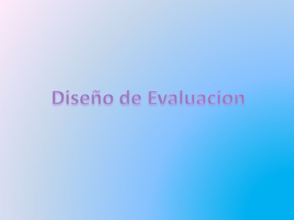 La evaluación efectiva es facilitada mediante el reconocimiento del logro educacional El reconocimiento al éxito del aprendizaje de los estudiantes y de su progreso hacia el logro de los objetivos del curso aumentan la motivación, la persistencia y eventualmente el logro.