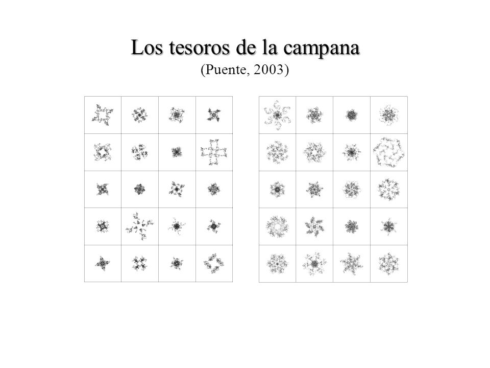 Los tesoros de la campana Los tesoros de la campana (Puente, 2003)