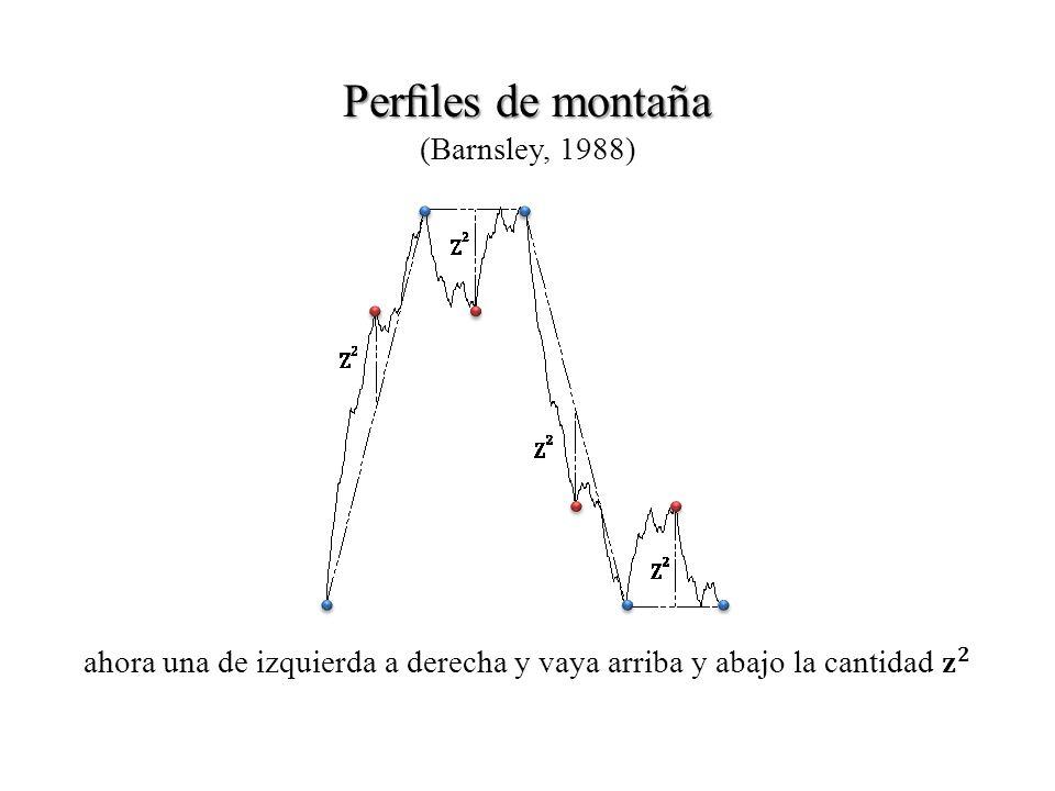 Perles de montaña Perles de montaña (Barnsley, 1988)