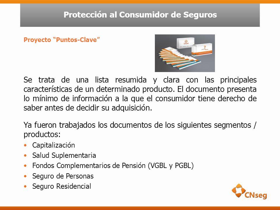 Proyecto Puntos-Clave Se trata de una lista resumida y clara con las principales características de un determinado producto.