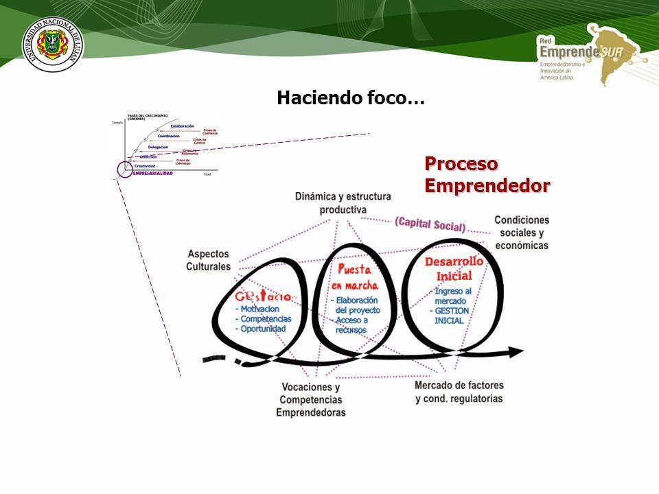 Ciclo de vida de las empresas
