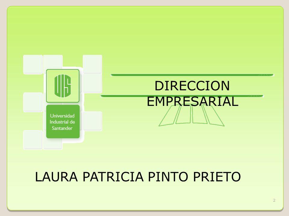 2 DIRECCION EMPRESARIAL LAURA PATRICIA PINTO PRIETO