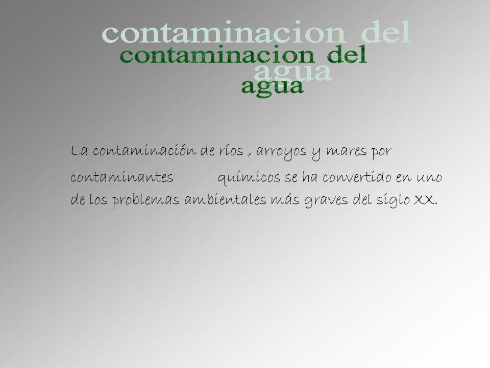 Aguas residuales, conjunto de las aguas que son contaminadas durante su empleo en actividades realizadas por las personas. Las labores domésticas cont