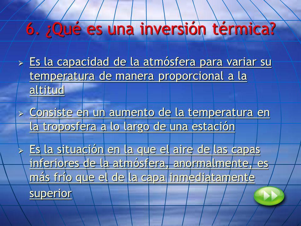 7.¿Por qué es importante la capa de ozono.