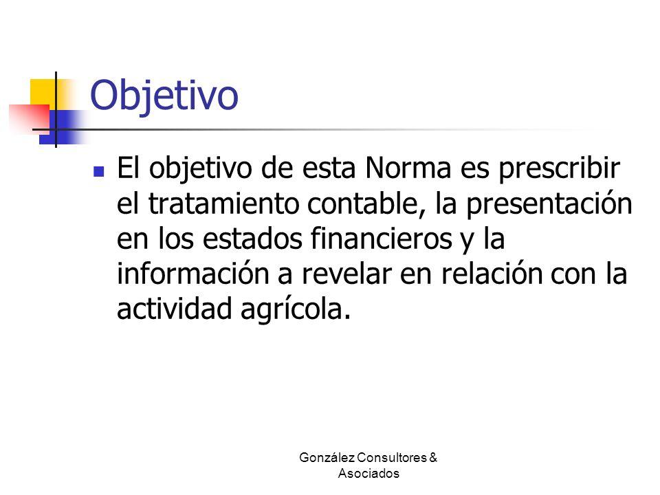 Objetivo El objetivo de esta Norma es prescribir el tratamiento contable, la presentación en los estados financieros y la información a revelar en rel