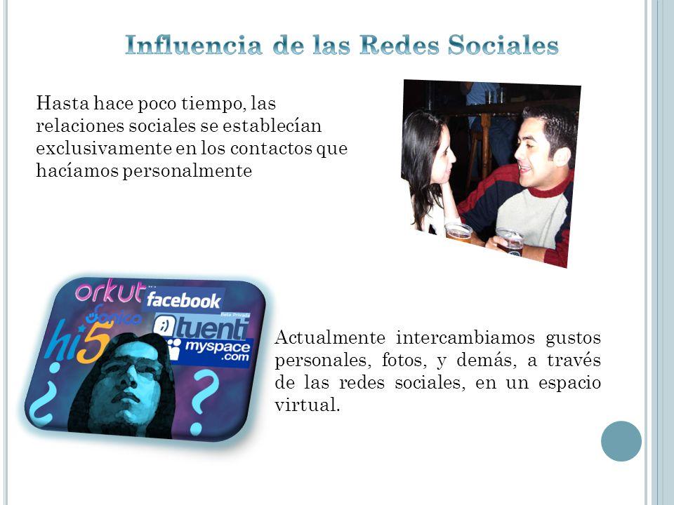 Alrededor del mundo, hemos podido observar la influencia del uso de las redes sociales y de internet.