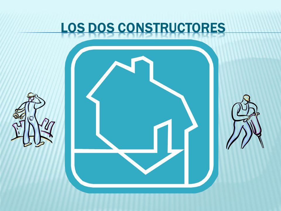 CONSTRUCTOR SABIOCONSTRUCTOR NECIO Escucha Escucha las palabras y hace Construye Con fundamento Inundación Casa no se mueve Escucha No hace Construye Sin fundamento Inundación Casa se cae