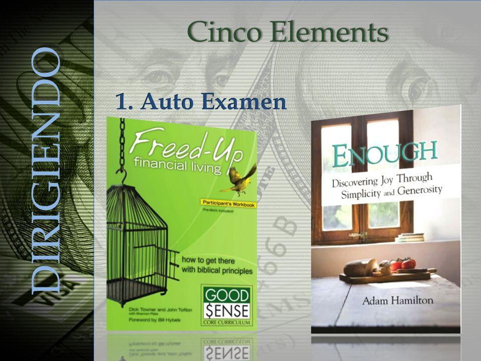 Cinco ElementsCinco Elements DIRIGIENDO