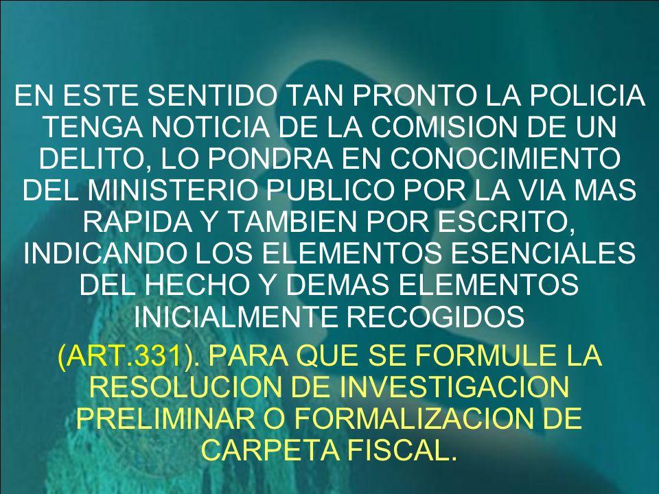 Históricamente, PNP ligada investigación del delito Históricamente, PNP ligada investigación del delito NUEVO CODIGO PROCESAL PENAL. INVESTIGACIÓN PRE