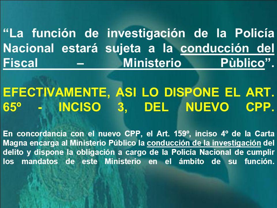 Desde la perspectiva del Dr. Pablo Sánchez Velarde, el Nuevo Proceso Penal distingue 5 Etapas: (EN LA PRIMERA LA PARTICIPACION DE LA PNP ES BASICA Y F