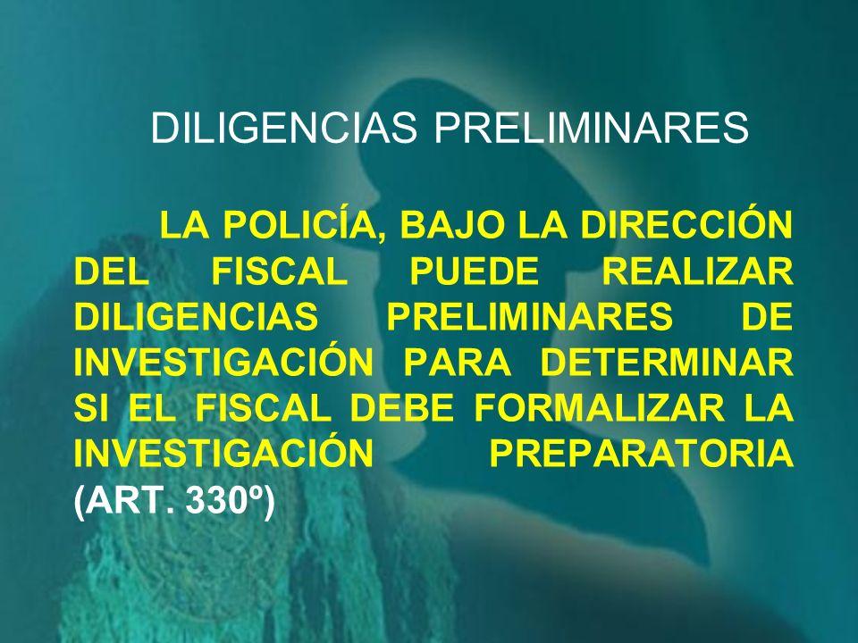 ATRIBUCIONES DE LA POLICIA NACIONALEN FUNCION DE INVESTIGACION Denuncias Escritas Actas de las denuncias verbales Declaraciones a los Denunciantes Vig