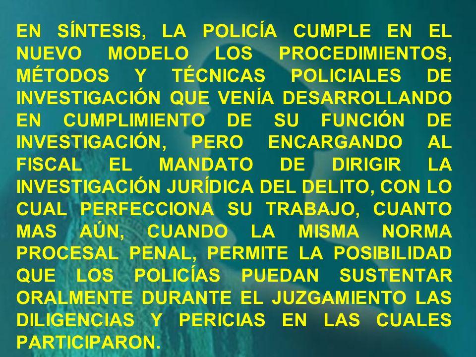 INFORMACION A LOS MEDIOS DE COMUNICACION LA POLICIA PODRA INFORMAR A LOS MEDIOS DE INFORMACION SOCIAL ACERCA DE LA IDENTIDAD DE LOS IMPUTADOS, PERO CU