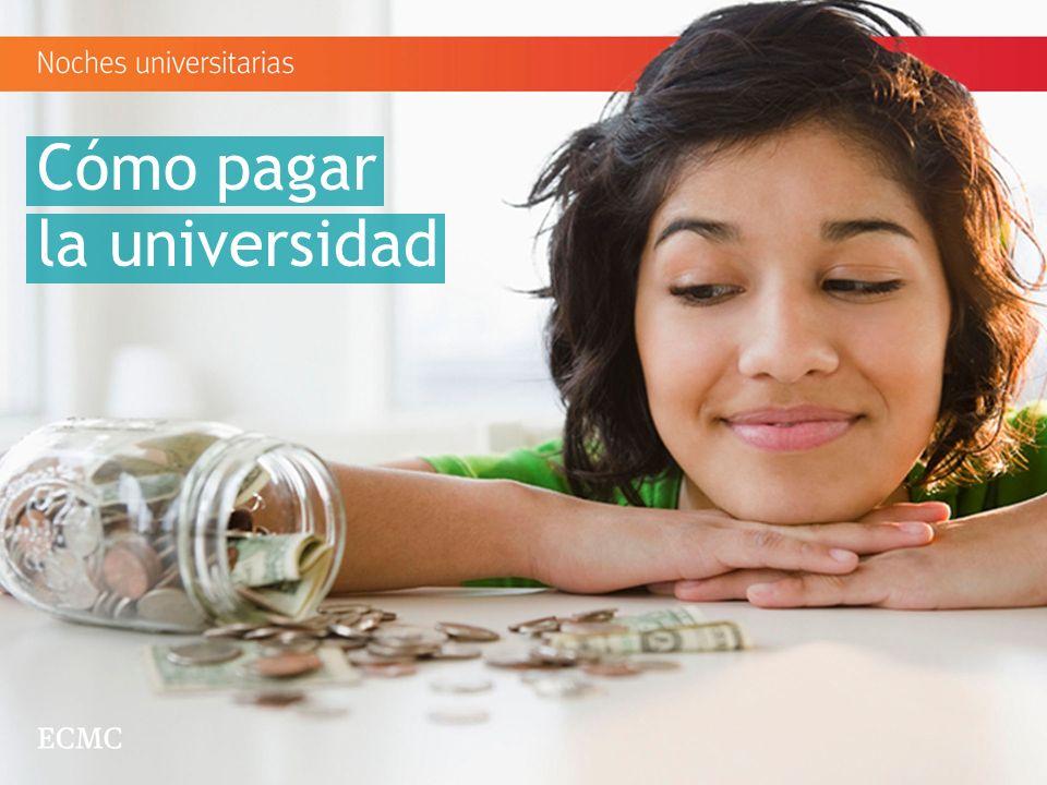Cómo pagar la universidad