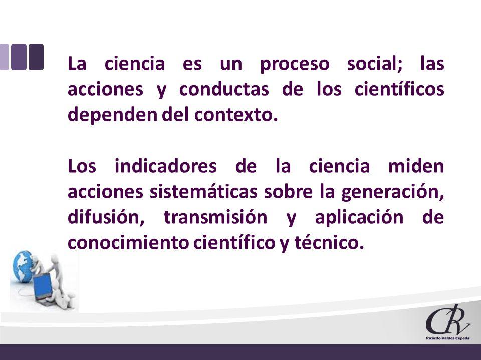 La investigación científica se reconoce como la forma principal que tiene la ciencia para enriquecer su acervo de conocimientos acerca de la realidad natural y social (Gutiérrez y Jiménez, 2011).