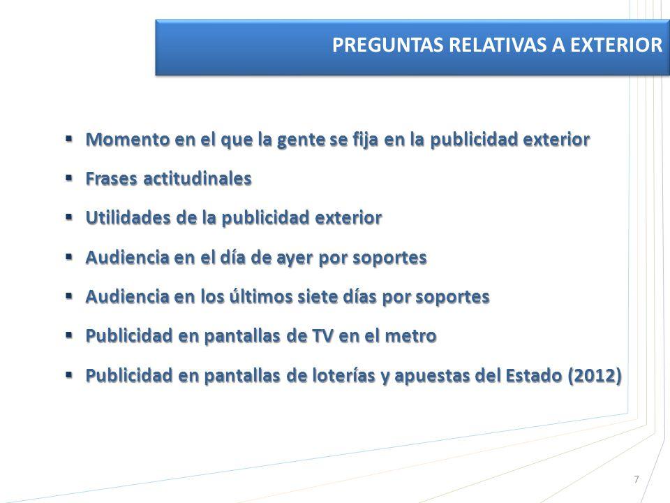 8 FUNCIONES DE LA PUBLICIDAD EXTERIOR