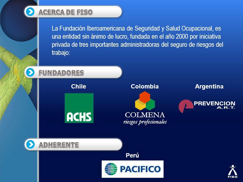 La Fundación Iberoamericana de Seguridad y Salud Ocupacional, es una entidad sin ánimo de lucro, fundada en el año 2000 por iniciativa privada de tres