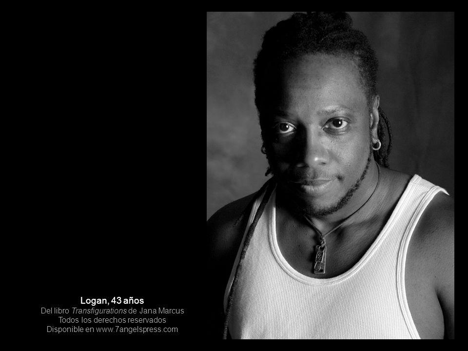 Logan, 43 años Del libro Transfigurations de Jana Marcus Todos los derechos reservados Disponible en www.7angelspress.com