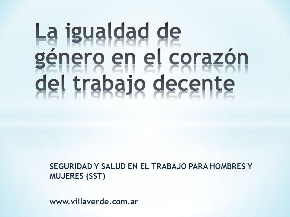 * CONVENIOS DE LA OIT: * 102 NORMA MINIMA DE SEGURIDAD SOCIAL * 155 SEGURIDAD Y SALUD DE LOS TRABAJADORES Y MEDIO AMBIENTE DE TRABAJO * 161 SERVICIOS DE SALUD EN EL TRABAJO * RECOMENDACIÓN 164 * DEFINICIÓN DE SALUD: EN RELACIÓN CON EL TRABAJO, ABARCA NO SÓLO LA AUSENCIA DE ENFERMEDAD, SINO TAMBIEN LOS ELEMENTOS FISICOS Y MENTALES QUE AFECTAN LA SALUD Y ESTAN DIRECTAMENTE RELACIONADOS CON LA SEGURIDAD E HIGIENE EN EL TRABAJO * 187 MARCO PROMOCIONAL PARA LA SEGURIDAD Y SALUD EN EL TRABAJO: * DEFINICION DE CULTURA NACIONAL DE PREVENCION EN MATERIA DE SEGURIDAD Y SALUD UNA CULTURA EN LA QUE EL DERECHO A UN MEDIO AMBIENTE DE TRABAJO SEGURO Y SALUDABLE SE RESPETA EN TODOS LOS NIVELES, EN LA QUE EL GOBIERNO, LOS EMPLEADORES Y LOS TRABAJADORES PARTICIPAN ACTIVAMENTE EN INICIATIVAS DESTINADAS A ASEGURAR UN MEDIO AMBIENTE DE TRABAJO SEGURO Y SALUDABLE MEDIANTE UN SISTEMA DE DERECHOS, RESPONSABILIDADES Y DEBERES BIEN DEFINIDOS, Y EN LA QUE SE CONCEDE LA MAXIMA PRIORIDAD AL PRINCIPIO DE PREVENCION.