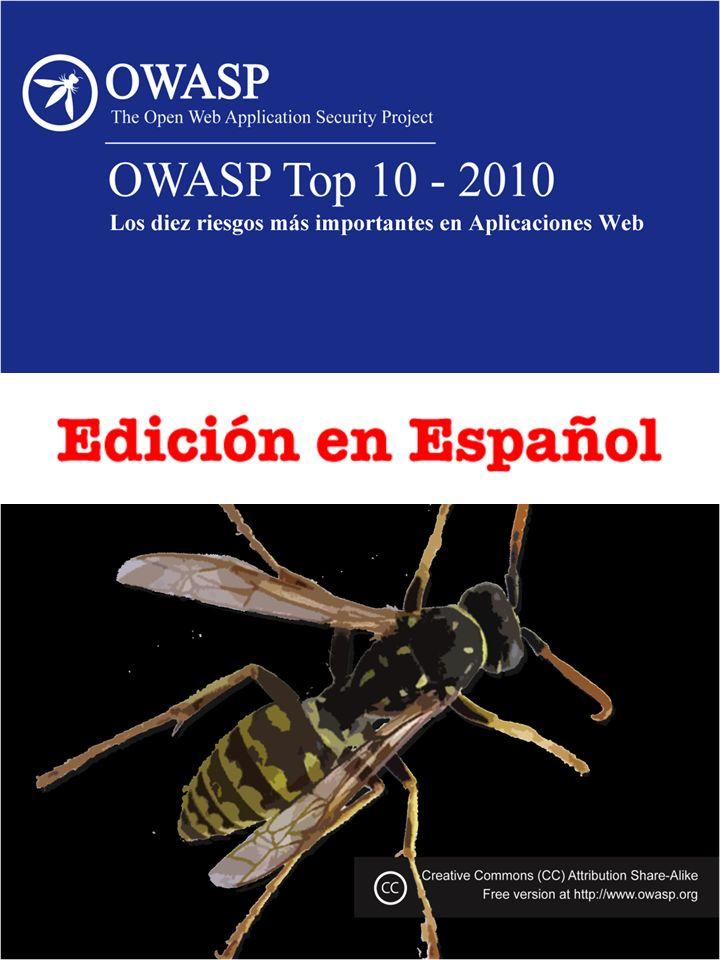 Acerca de OWASP O