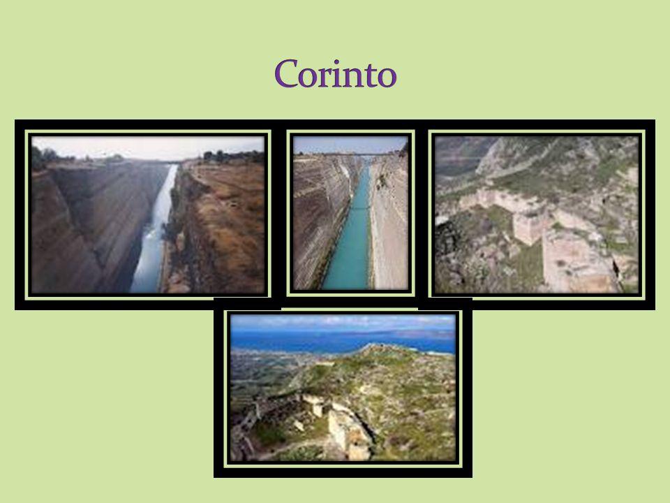 La iglesia de Corinto fue fundada por Pablo en su tercer viaje misionero.
