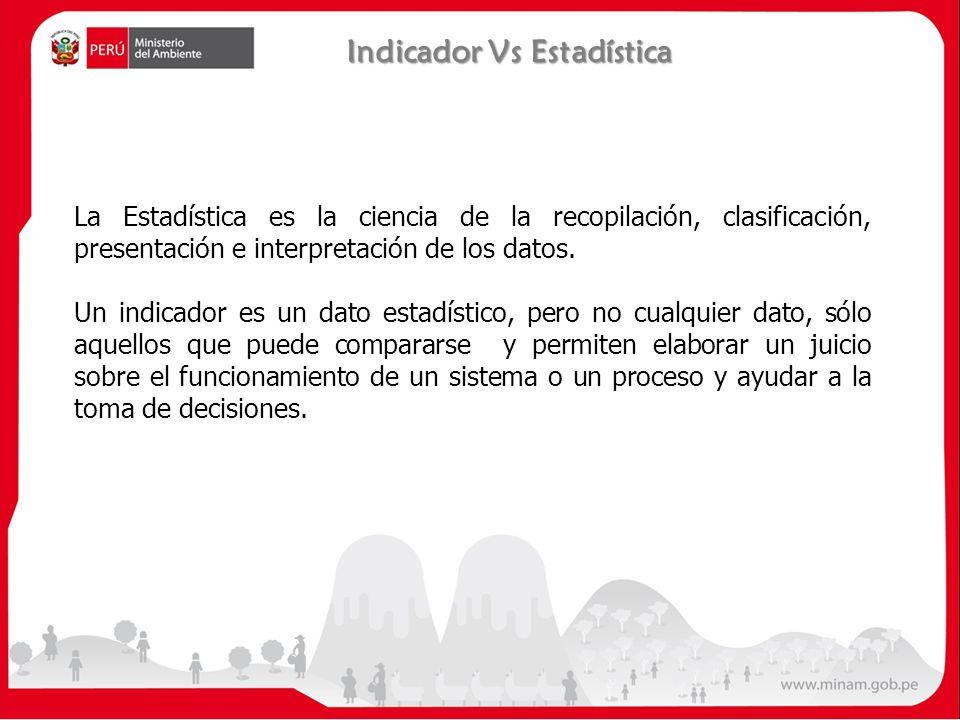 La Estadística es la ciencia de la recopilación, clasificación, presentación e interpretación de los datos.