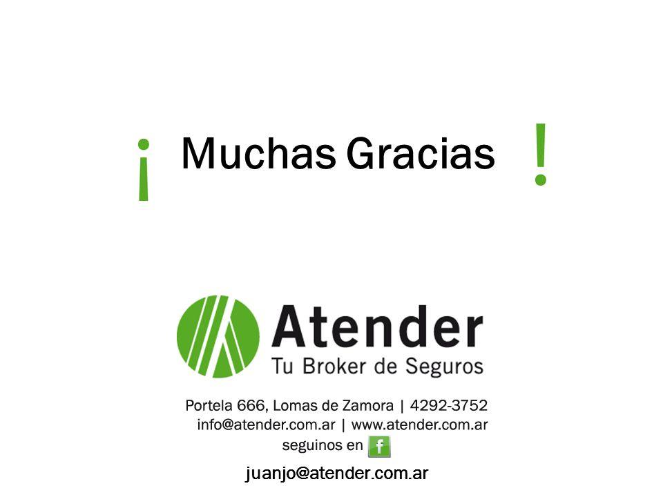Muchas Gracias juanjo@atender.com.ar