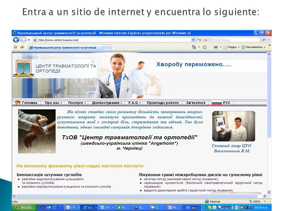 Website Respuesta automática Base de datos Llamada & Correo 1.