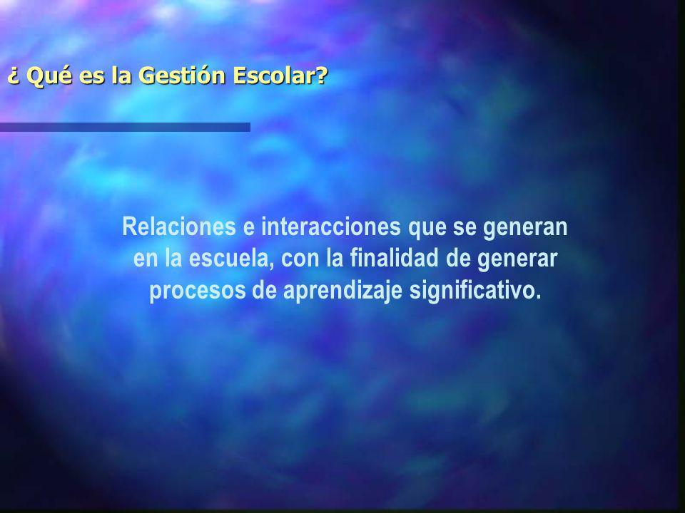 TALLER Evaluación de la gestión escolar y Construcción de Indicadores Patricio Chaves Z. y Andrea Barrios Consultores UNESCO