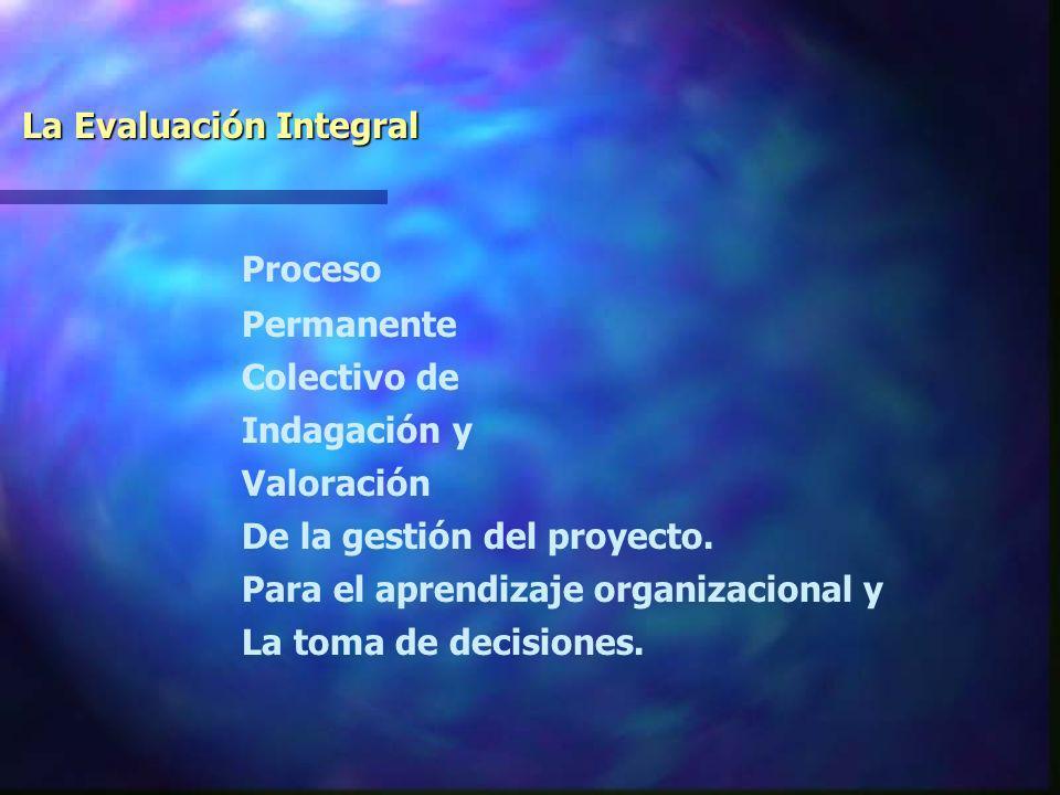 Concepto de evaluación Construir juicios de valor con base en parámetros socialmente establecidos. Construcción de parámetros Evaluar Requisitos Inves