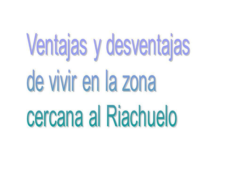 Ventajas de vivir en la zona aledaña al Riachuelo Ventajas de vivir en la zona aledaña al Riachuelo Base: Total de entrevistados %
