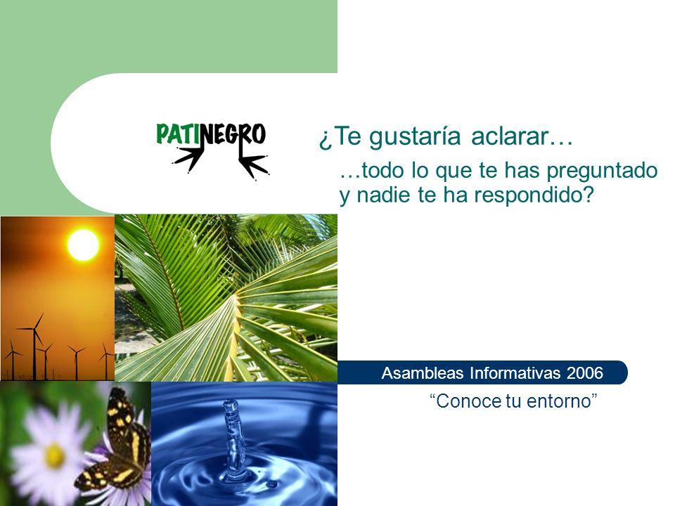 En defensa del sureste… Para más información contacta: www.patinegro.org