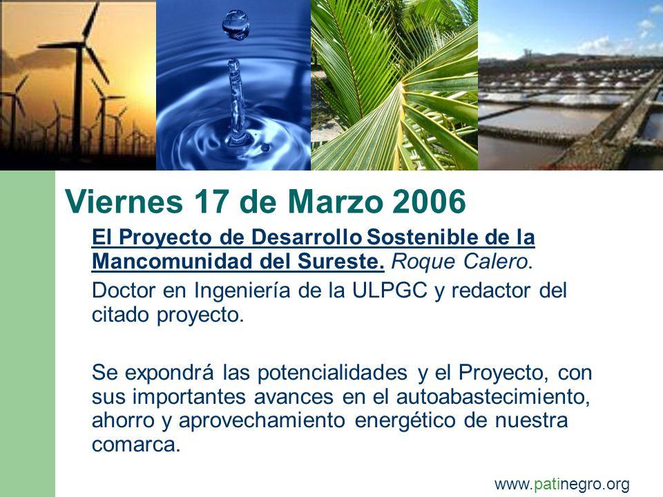 Viernes 24 de Marzo 2006 Los Sebadales del Sureste de Gran Canaria.