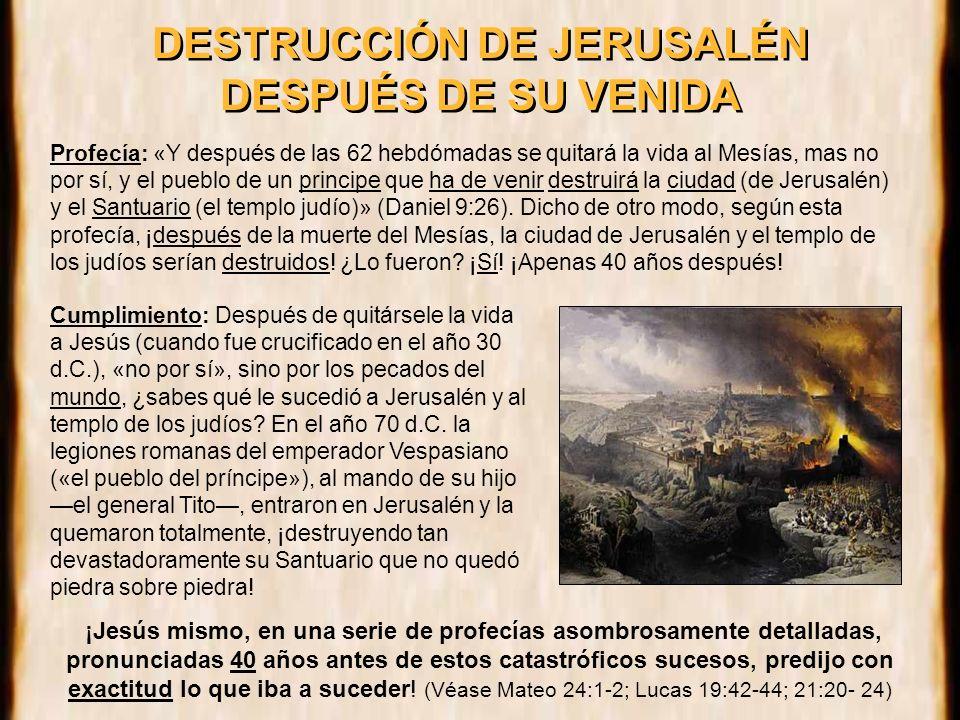 SU RESURRECCIÓN SU RESURRECCIÓN Profecía: « Porque no dejarás mi alma en el seol (la tumba, la muerte), ni permitirás que Tu Santo vea corrupción (des