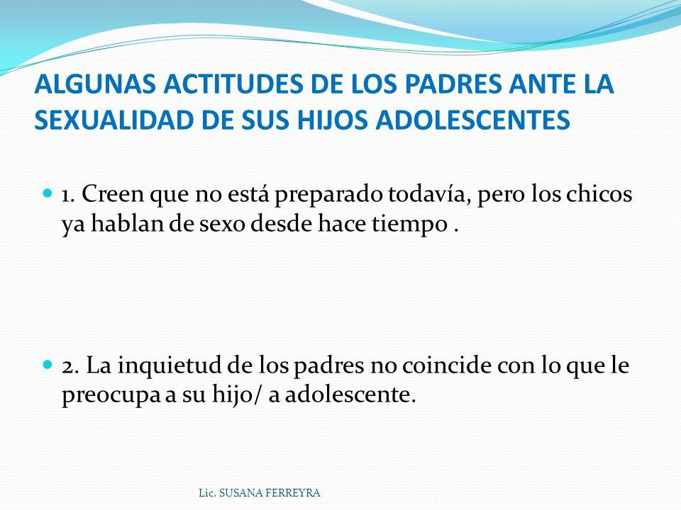 ADOLESCENCIA MEDIA ETAPA DE AISLAMIENTO 13 -15 años Periodo de introspección: angustia Sus padres ya no son dignos de admiración. Mayor interacción co