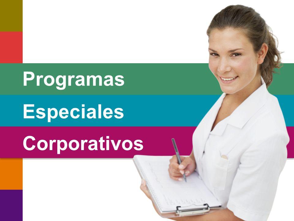 Programas Especiales Corporativos