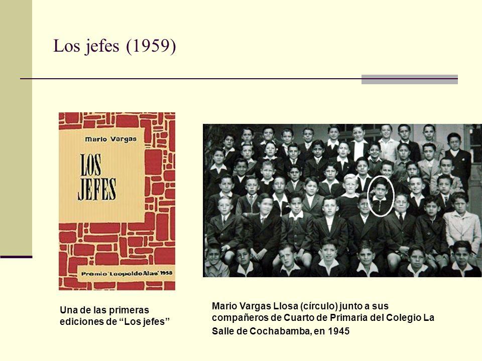 La ciudad y los perros (1963) Con guión de José Watanabe,en 1985 fue adaptada al cine por Francisco Lombardi, que recibió ese mismo año la Concha de Plata al mejor director en el Festival de Cine de San Sebastián Mario Vargas Llosa y Carlos Barral Galardonada con el Premio Biblioteca Breve en 1962 fue publicada en 1963 y se le otorgó el Premio de la Crítica Española.
