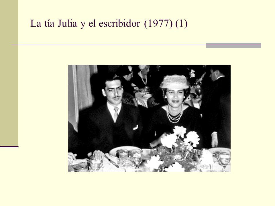 La tía Julia y el escribidor (1977) (2)