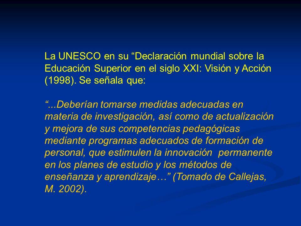 La pedagogía por objetivos: una obsesión por la eficacia, de Gimeno (1982), hace la crítica de la obsesión por la formulación de objetivos pasión domi