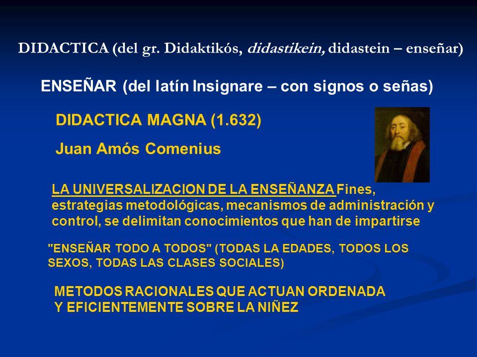 UNA APROXIMACIÓN A LA DIDÁCTICA MIGUEL CORCHUELO 2005