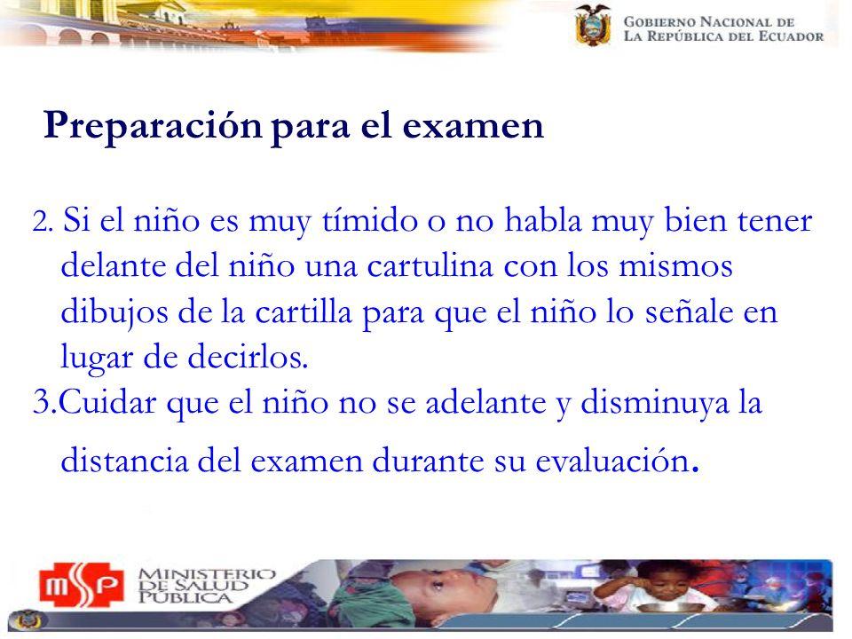 Muchas gracias Salud de la Niñez Av.