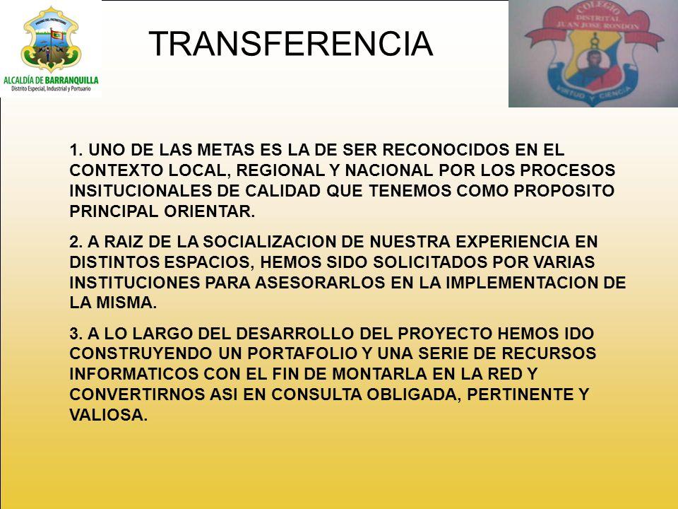 TRANSFERENCIA 1.