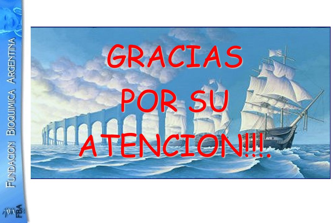 GRACIAS POR SU ATENCION!!!.