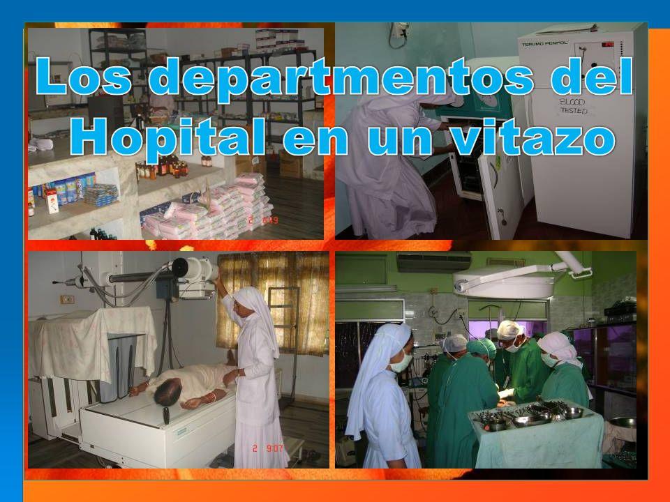 Medicina Ginecologia Cirugía General Cirugía Laparoscópica Pediatría Nefrología Gastro-enterología Dental Ortopedia Accidentado grave E.N.T. Oftalmolo