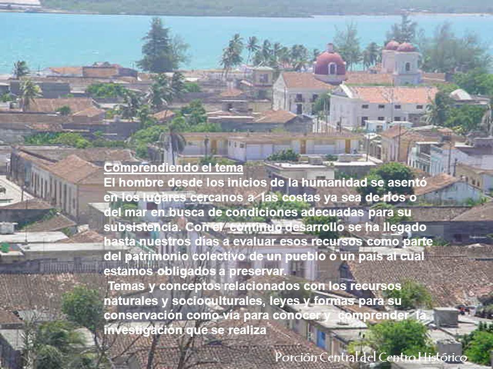 Conociendo la ciudad de Gibara Características de la ciudad, la relación de las playas con la vida socioeconómica de sus pobladores