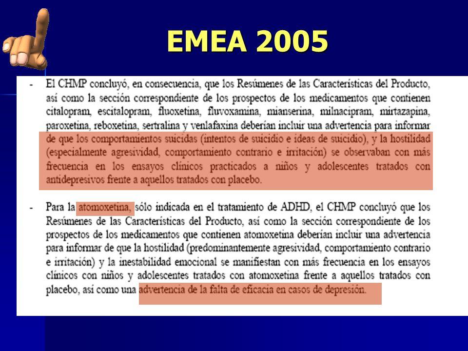 EMEA 2005