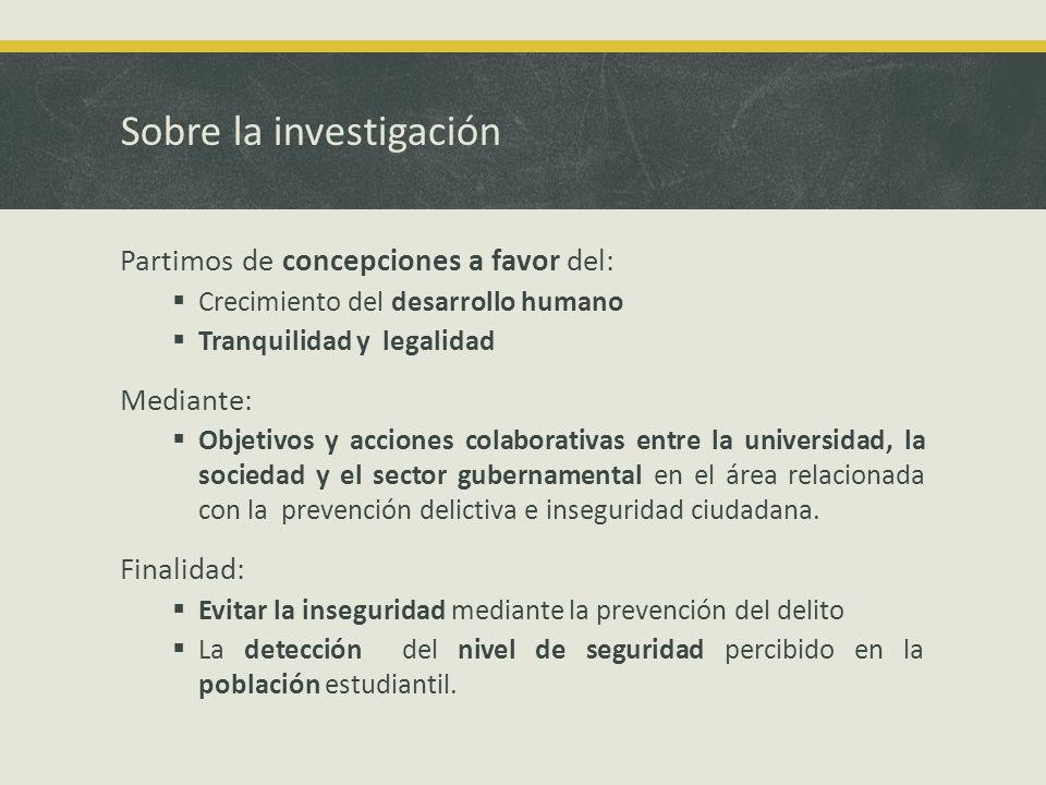 Continúa … La Universidad Autónoma de Querétaro, tiene la capacidad de inculcar una cultura de orientación y denuncia a favor del desarrollo integral del individuo, haciendo uso de proyectos de esta índole que fomenten la seguridad no solamente en el ámbito estudiantil sino ciudadano.