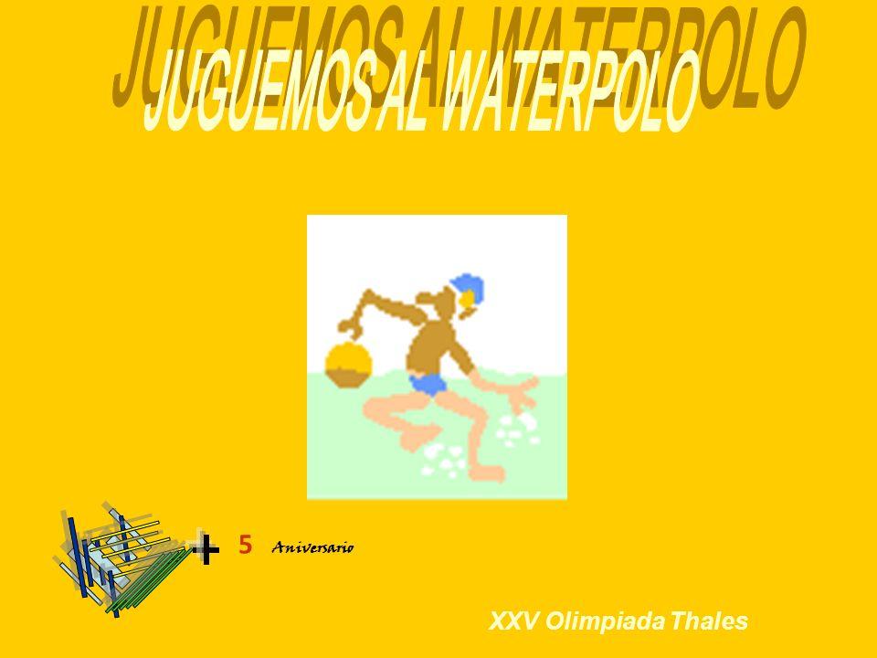 XXV Olimpiada Thales Aniversario 5