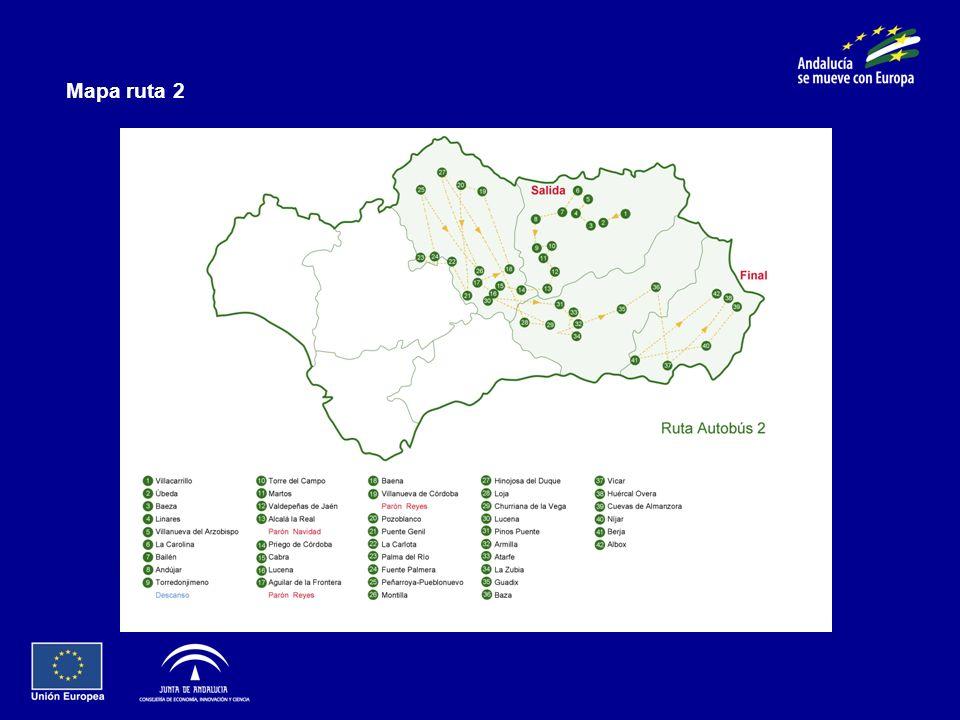 Mapa ruta 2