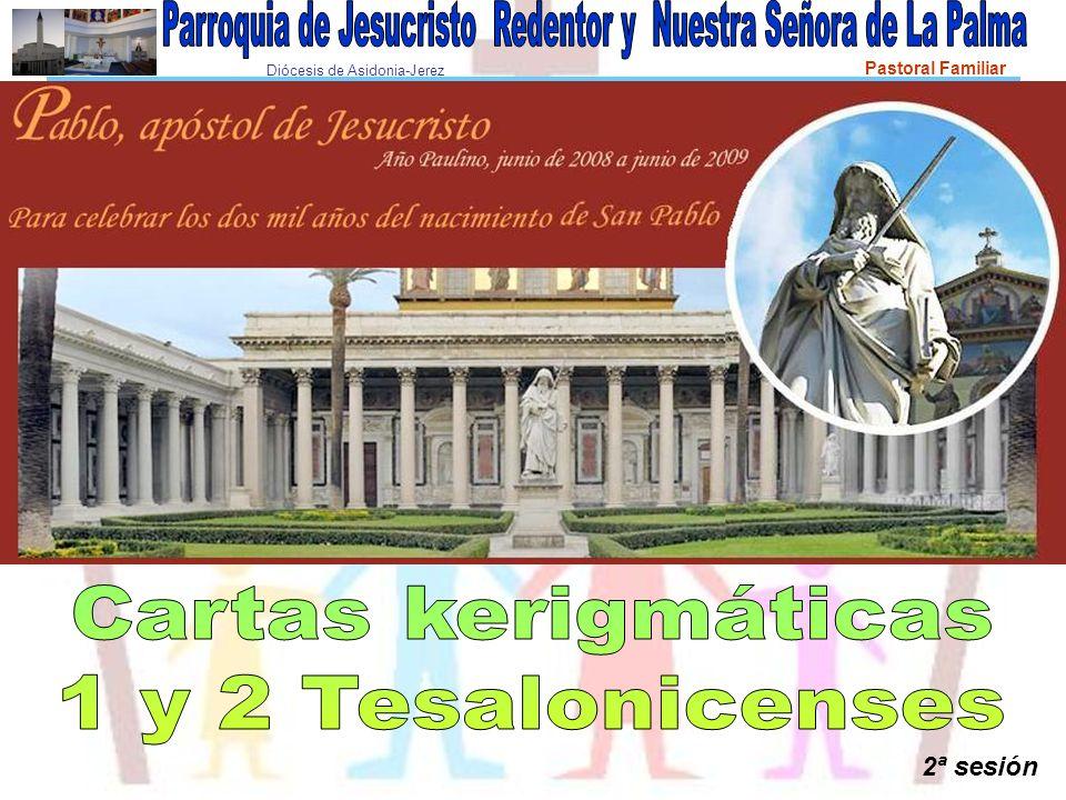 Diócesis de Asidonia-Jerez Pastoral Familiar 2ª sesión